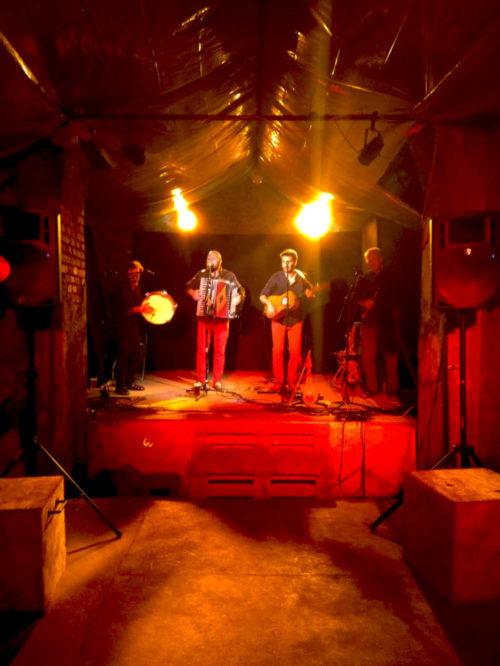 Canto antico: musiche dal Sud a LuME