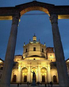 Ombre ticinesi: tour notturno tra i misteri del quartiere