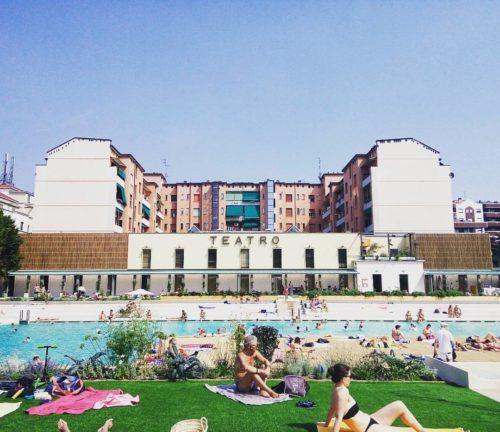 Le 5 migliori piscine all'aperto di Milano per non buttarsi dal 5° piano
