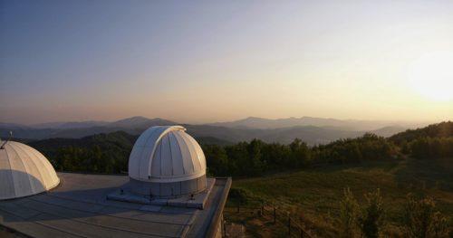 Serata astro-musicale all'Osservatorio Cà del Monte