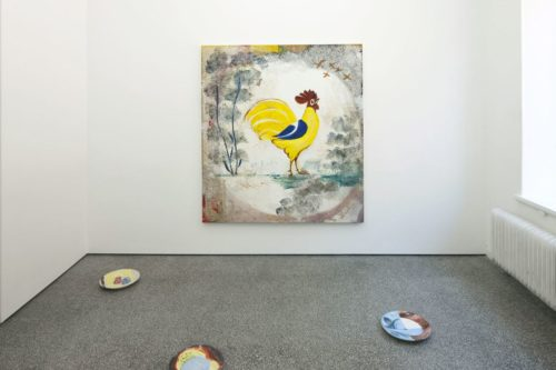 Vernissage #3: Allison Katz da Giò Marconi