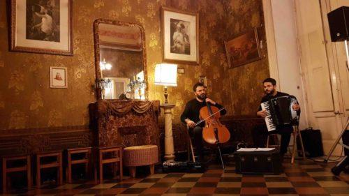 Pinacoteca e jazz a 2€