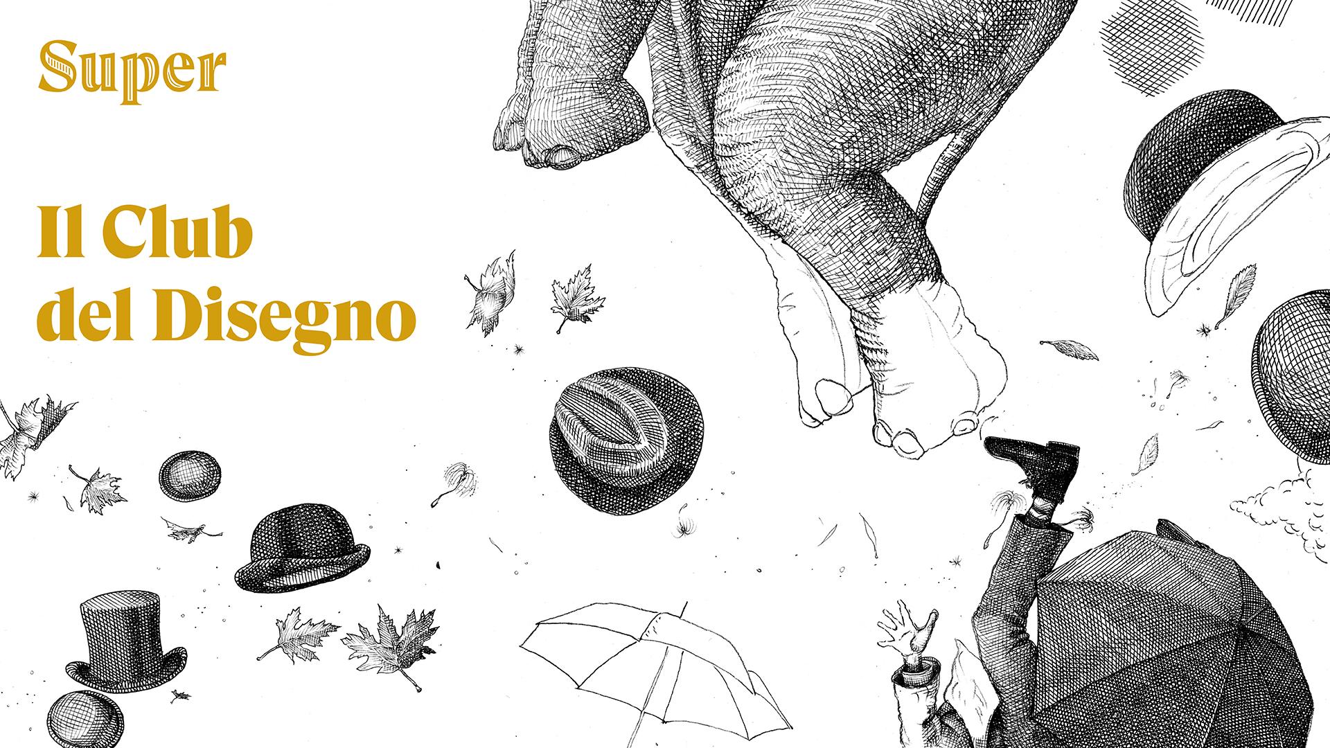 Club del Disegno: parte in Triennale la prima palestra d'arte