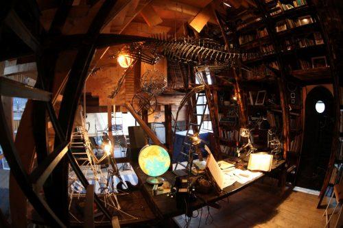 Loppis: la festa svedese nella casa-atelier di Duilio Forte