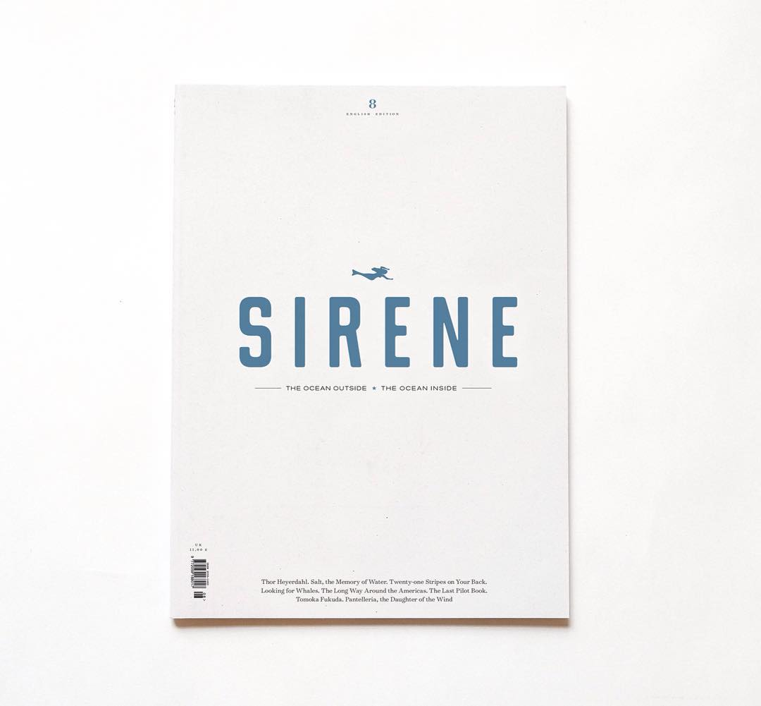 Sirene #8: lancio della rivista sul mare che fa sognare