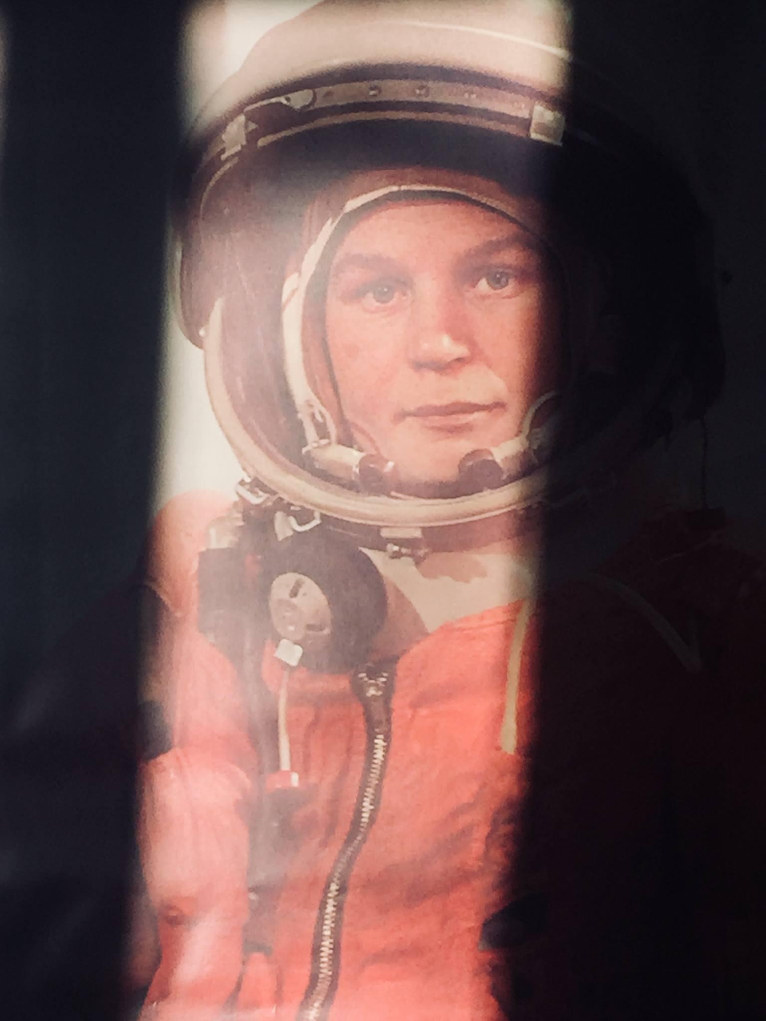 24h di musica cosmica con astronauta alla Fondazione Cravan