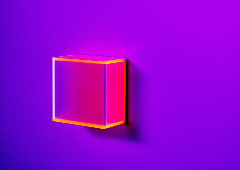 Colormirror: una mostra sul colore a Dep Art Gallery