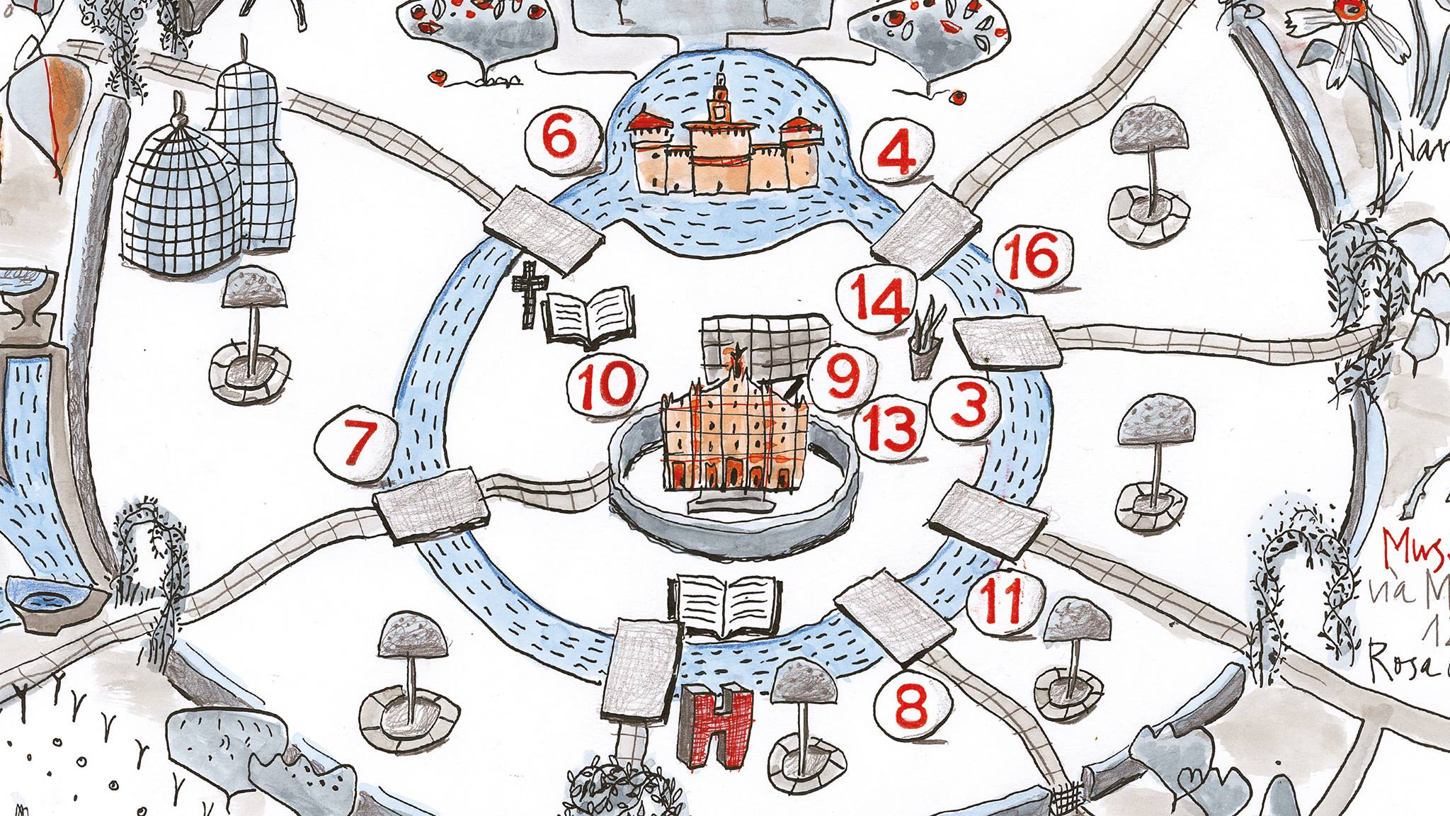Visite guidate gratuite a 16 luoghi milanesi