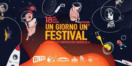"""""""Un giorno un festival"""" ai Giardini in Transito"""