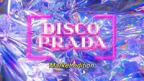 Disco Prada: un nuovo mercatino vintage con dj set