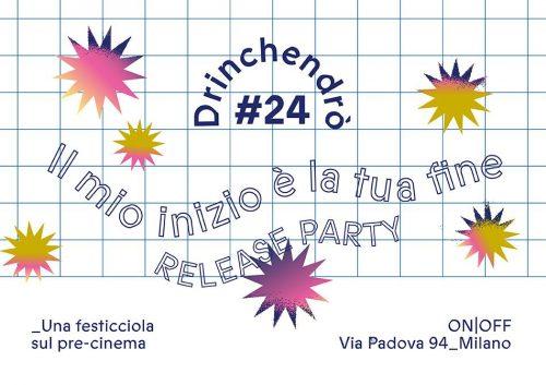 Drinchendrò Party: disegni e birrette a NoLo