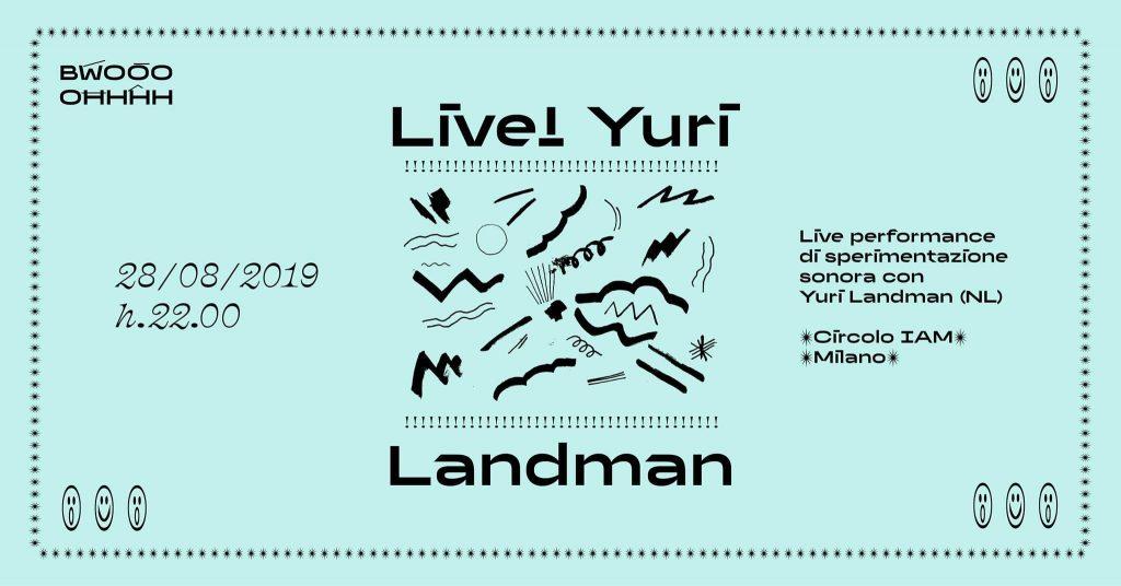 liutaio yuri landman