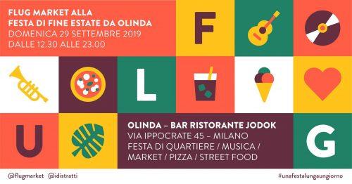 Flug Market: il mercatino di fine estate