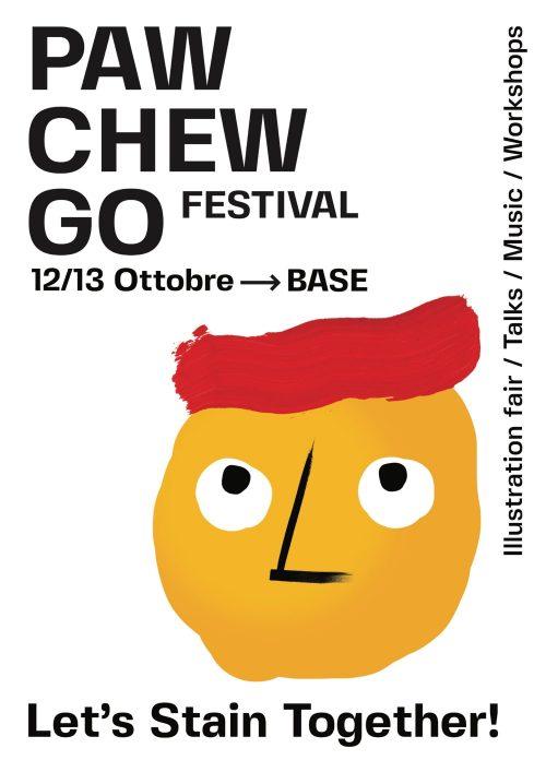Pawchewgo 2019: il festival d'illustrazione più figo di Milano